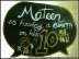 Mateen's pie speech bubble