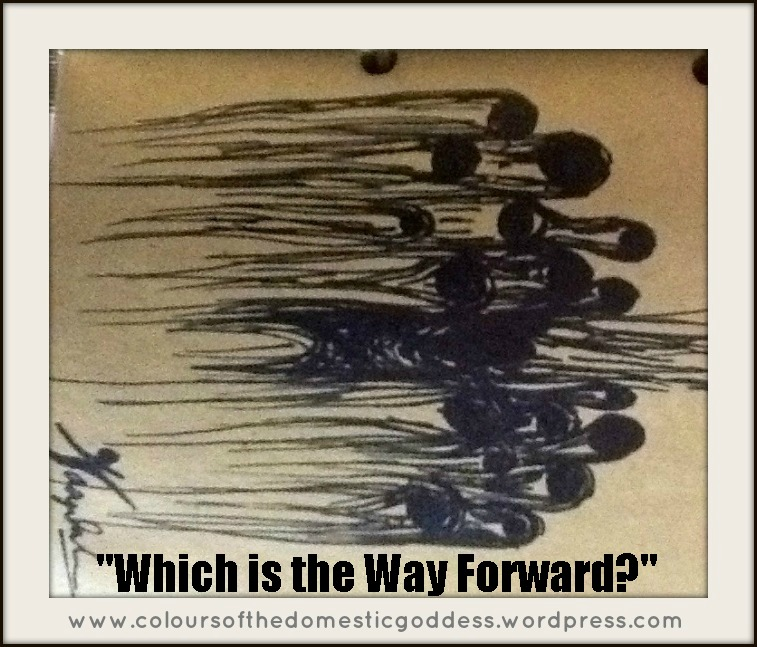 Which is the way forward 2