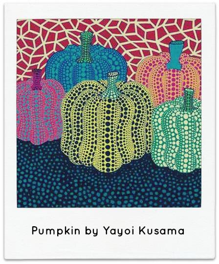 yayoi-kusama pumpkin