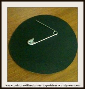 Award pin 1