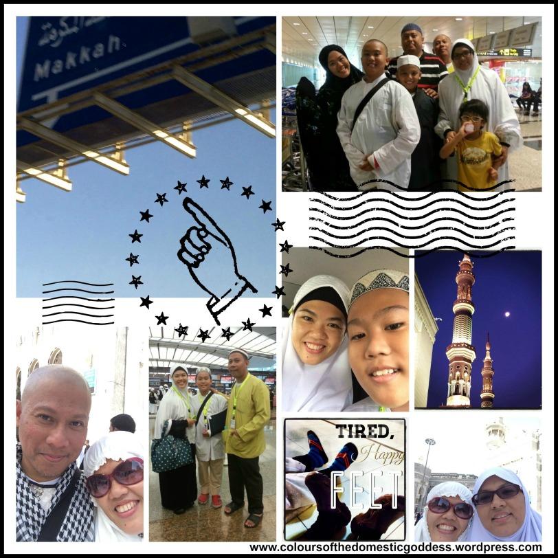 Umrah Collage